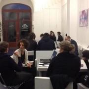Viola Tesi e Francesca Serra al Coffe To Go di Multiverso