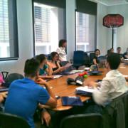 Palestra di Intraprendenza: prima edizione , giugno 2012