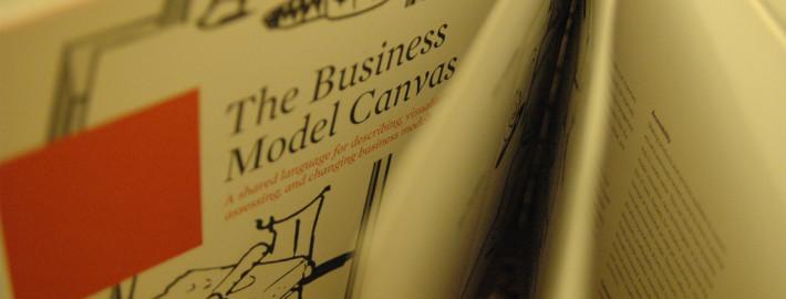 businessmodelcanvas by Guilhembertholet/flickr